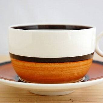 GUSTAVSBERG/グスタフスベリ/リンドベリ/ARENA/ティーカップ&ソーサーの商品写真