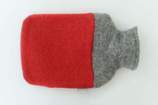 【今季終了】LAPUAN KANKURIT/ラプアン・カンクリ/湯たんぽ/グレー×レッドの商品写真