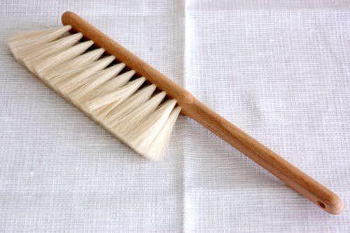 Iris(SRF) Hantverk/イリス・ハントバーク社/掃除ブラシ(山羊毛)の商品写真