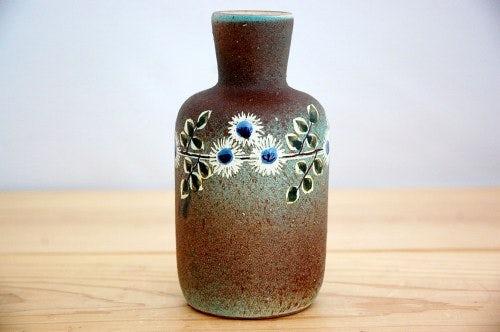 これはレア!!/スウェーデン/Tilgmans/ティルグマン/陶器の花瓶の商品写真
