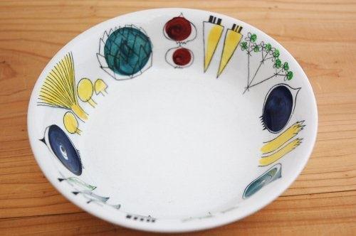 RORSTRAND/ロールストランド/PICKNICK/ピクニック/深皿(僅かに難アリ)の商品写真