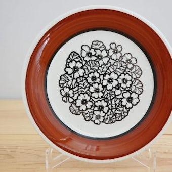 GEFLE(upsala ekeby)/ゲフル(ウプサラ・エクビイ)/AGNETA/プレート(19cm)の商品写真