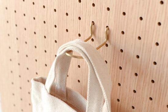 有孔ボード用パーツ/ループフック/PEG LOOPの商品写真