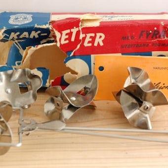 NILS JOHAN/ニスルヨハン/クッキー作りの面白い道具の商品写真