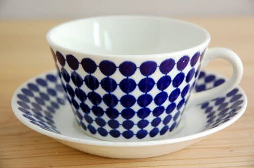 GUSTAVSBERG/グスタフスベリ/ADAM/アダム/ティーカップ&ソーサーの商品写真