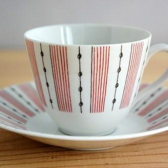 RORSTRAND/ロールストランド/CASINO/コーヒーカップ&ソーサーの商品写真