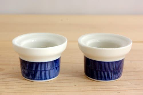 RORSTRAND/ロールストランド/KOKA/コカ/エッグカップ2個セット(ブルー)の商品写真