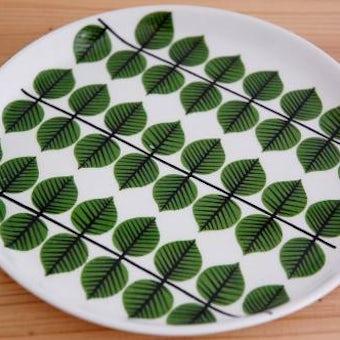 GUSTAVSBERG/グスタフスベリ/BERSA/ベルサ/デザートプレート(17.5cm)僅かに難アリの商品写真