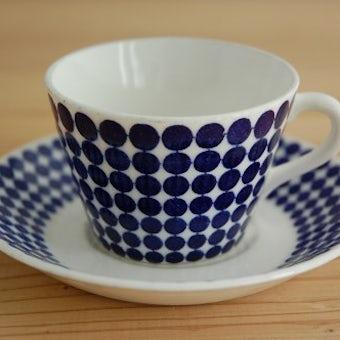 GUSTAVSBERG/グスタフスベリ/ADAM/アダム/コーヒーカップ&ソーサーの商品写真