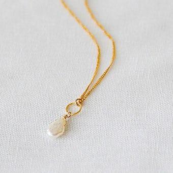 Natully/ケシパール ネックレスの商品写真