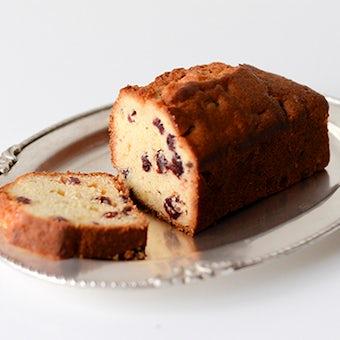 【お一人様3個まで】「しっとり、甘酸っぱい特別なおやつ」クランベリーとホワイトチョコのケーキの商品写真