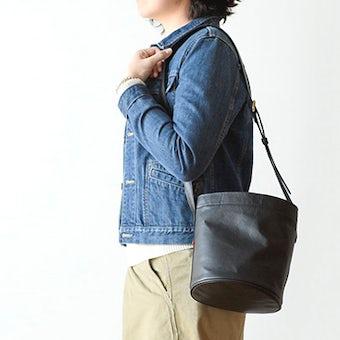 Permanent Age/パーマネントエイジ/バケツ型ショルダーバッグの商品写真