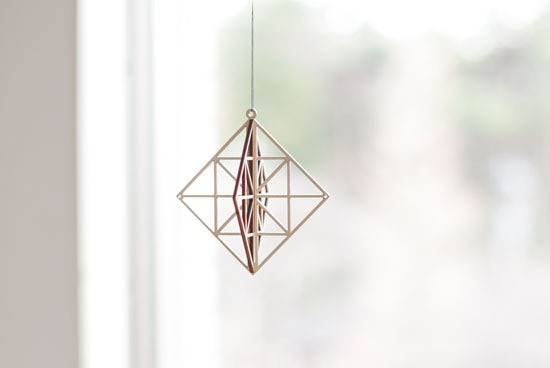 Kito/木製オーナメント/スクエア(small)の商品写真
