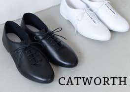 CATWORTH/レザーシューズの画像