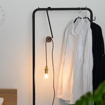【次回10月下旬入荷予定】eNproduct / ハンガーライト / hanger lightの商品写真