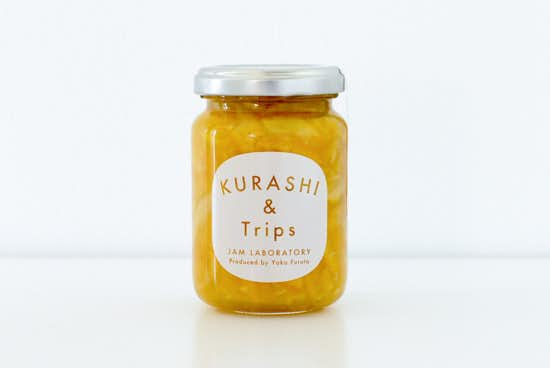 バレンシアオレンジのママレード シナモン風味の商品写真