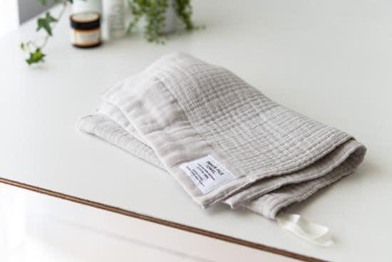 INNER PILE TOWEL / フェイスタオルの商品写真
