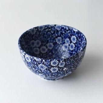 BURLEIGH/CALICO/キャリコ/ボウル(ブルー)の商品写真