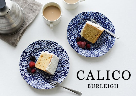 BURLEIGH/バーレイ/CALICO/キャリコの画像