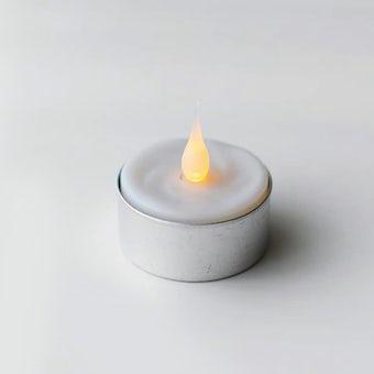 LEDティーライトキャンドル(1個)の商品写真