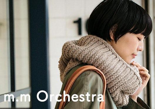 m.m Orchestra/スヌードの画像