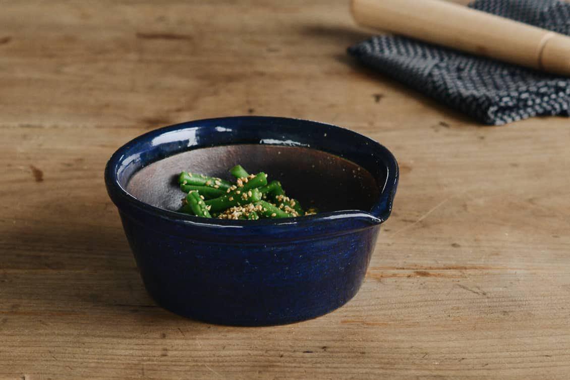 かもしか道具店/ すり鉢(藍)の商品写真