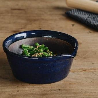 かもしか道具店 / すり鉢(藍)の商品写真