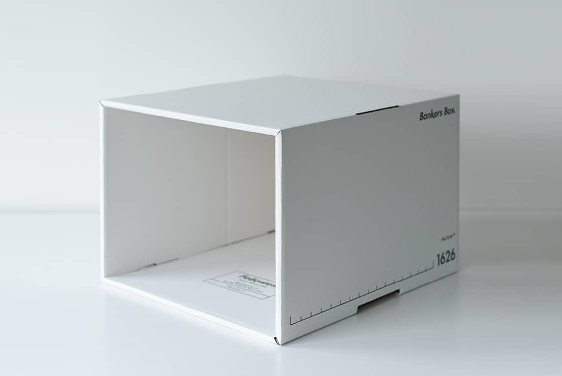 Fellowes/BankersBox/スタッキング用キューブの商品写真