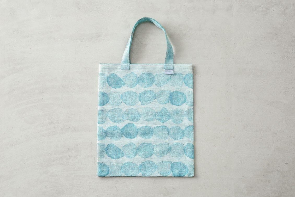 LAPUAN KANKURIT/ラプアン・カンクリ/SADEKUURO(サデクーロ)/トートバッグ/ブルーの商品写真