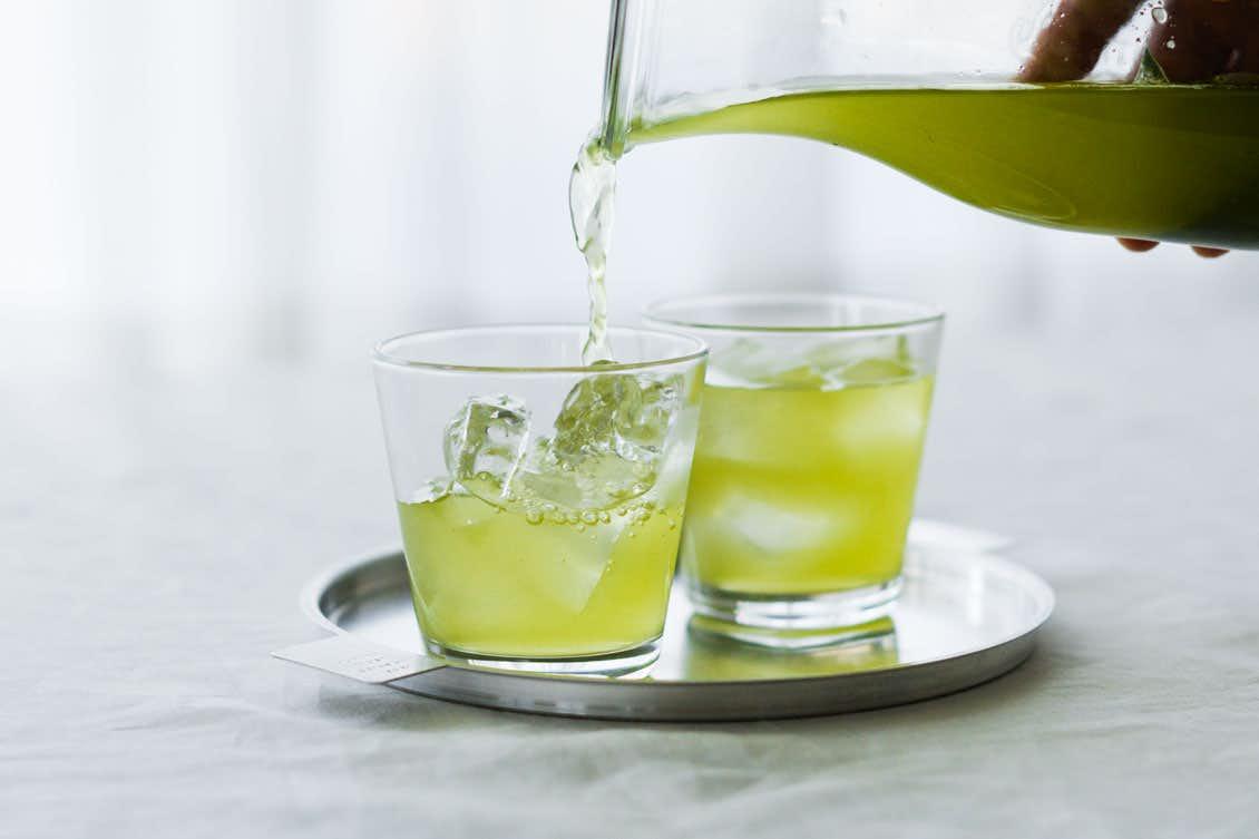 EN TEA/水出し緑茶(ティーバッグ7個入り)の商品写真