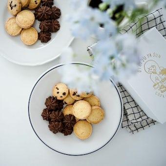 「星空のような特別なおやつ」クッキーボックスの商品写真