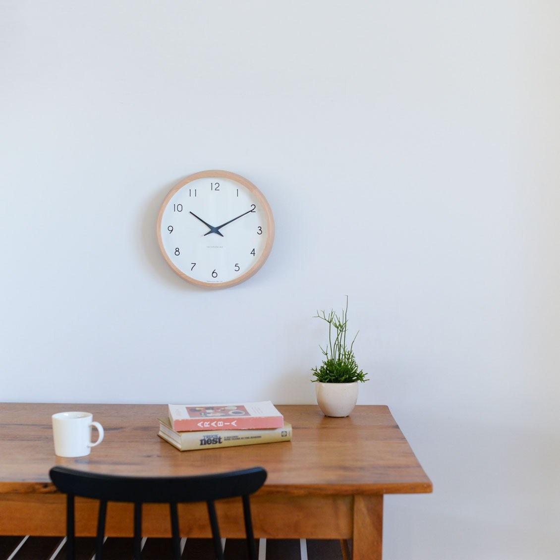 デザインも機能も、理想の時計
