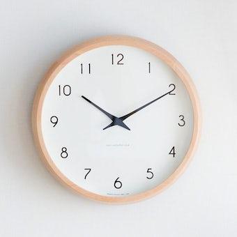 Lemnos/レムノス/Campagne/壁掛け時計の商品写真