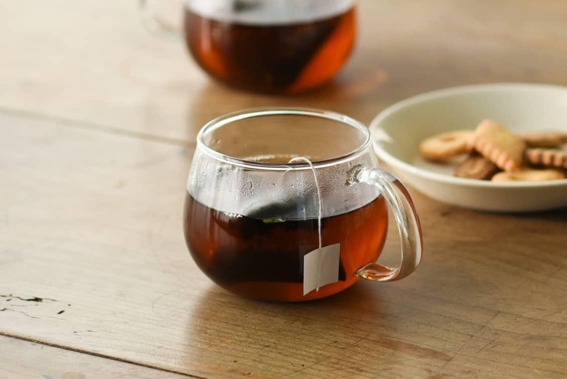 EN TEA/「香りやすらぎ」薪火晩茶(ティーバッグ7個入り)の商品写真