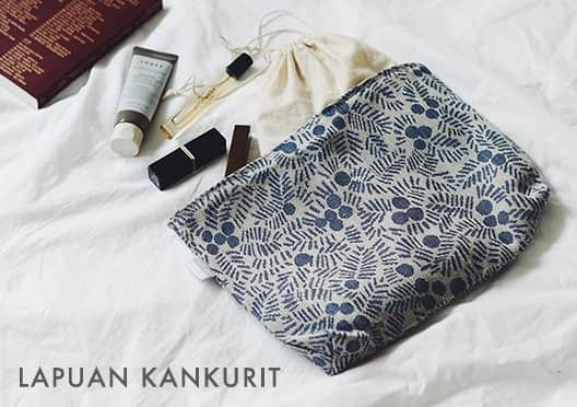 LAPUAN KANKURIT/ ラプアンカンクリ/ トートバッグ・ポーチの画像