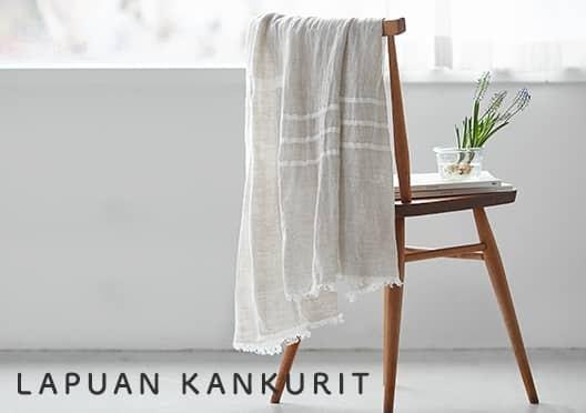 LAPUAN KANKURIT/ ラプアンカンクリ/ リネンストールの画像