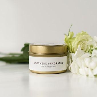 APOTHEKE FRAGRANCE/アロマキャンドル/WHITE TEA(ホワイトティー)の商品写真