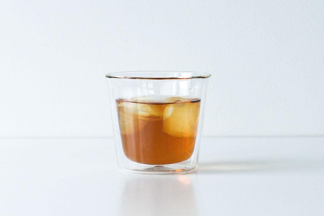 【次回8月末入荷予定】KINTO/ダブルウォール耐熱グラス/スモール(250ml)の商品写真