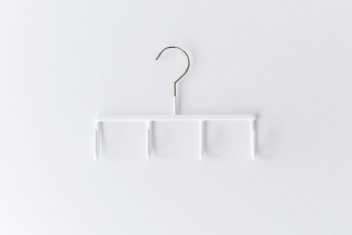 MAWAハンガー/ベルト・アクセサリー用(ホワイト)の商品写真