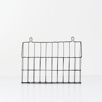 ワイヤーレターラック/ヨコ型の商品写真