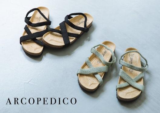 ARCOPEDICO/アルコペディコ/サンダルの画像
