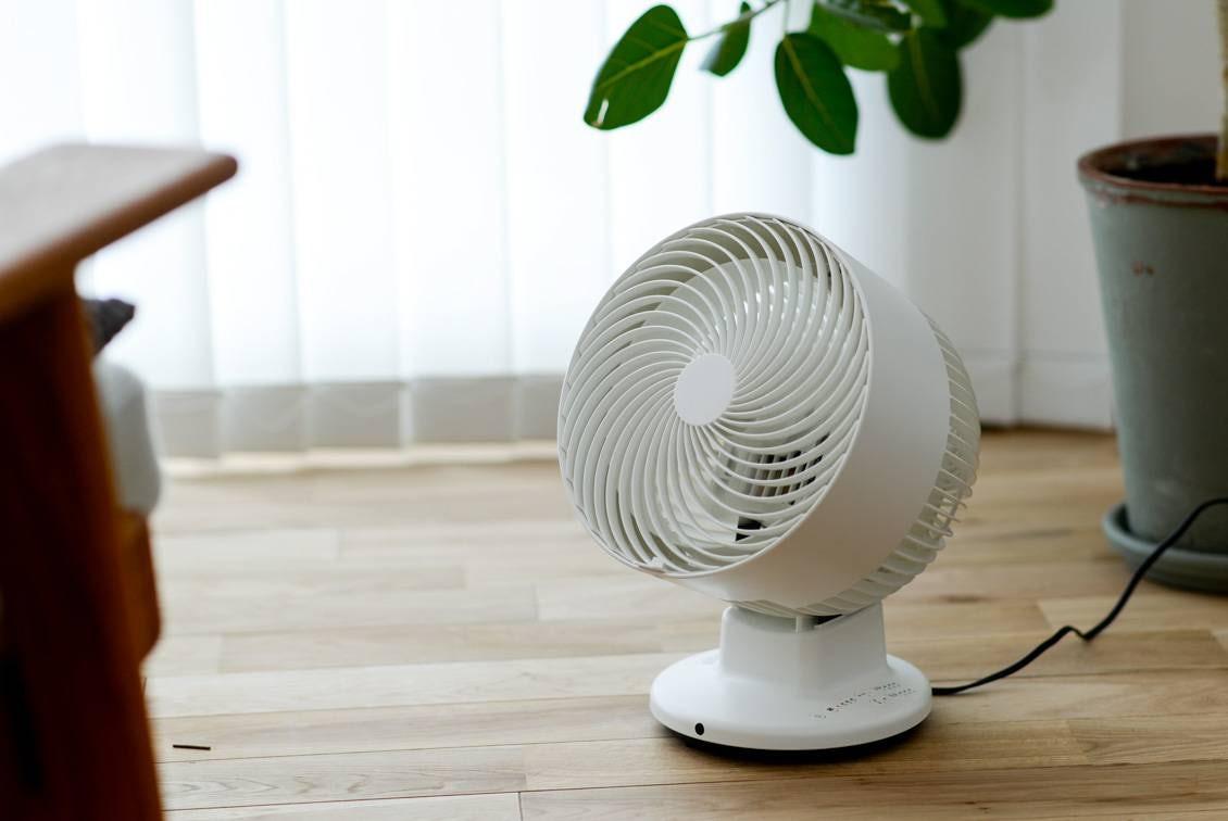 【次回2020年4月頃入荷予定】±0 / サーキュレーター(扇風機)の商品写真