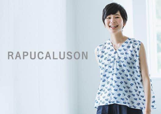 ラプカルソン / ジャガード織りブラウスの画像