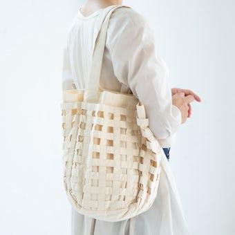 【今季終了】ANVOCOEUR / コットントートバッグの商品写真