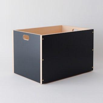 LINDEN BOX/ネイビー(L)の商品写真