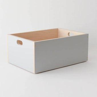 LINDEN BOX/グレー(M)の商品写真