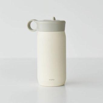 KINTO / キッズタンブラー(ホワイト)の商品写真