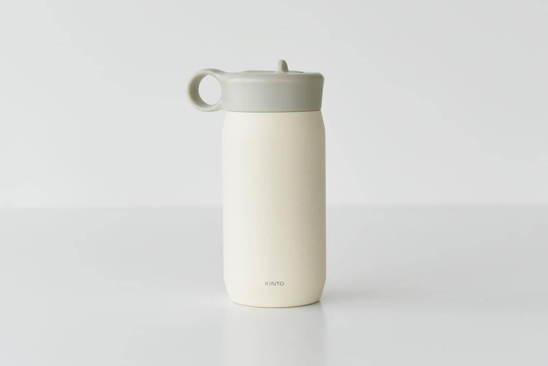 【次回8月下旬入荷予定】KINTO / キッズタンブラー(ホワイト)の商品写真