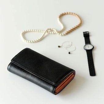 【次回入荷未定】Permanent Age/パーマネントエイジ/【別注カラー】長財布(ブラック)の商品写真