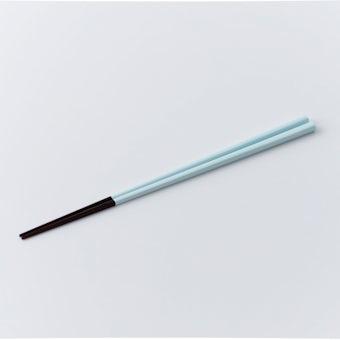 伝統の色箸/お箸/藍白(あいじろ)の商品写真